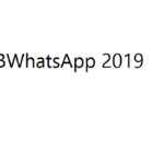 GB WhatsApp 2019 Download Latest Apk v 9.37 For Free
